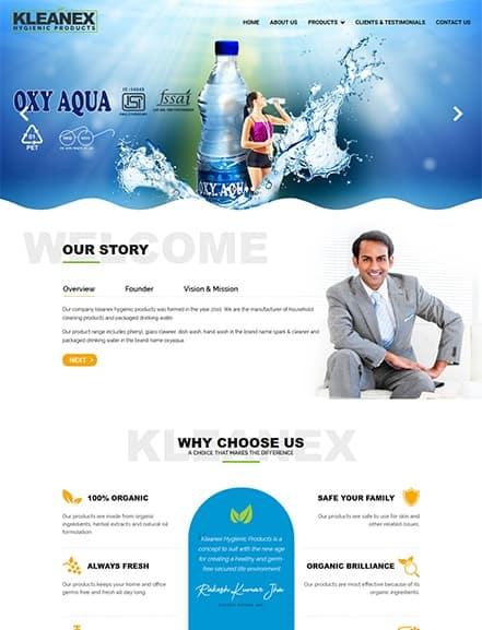 kleanex webtiks