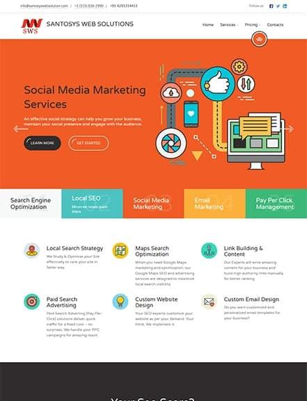 santosys-web-solutions-webtiks